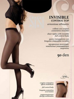 SISI INVISIBLE 50 CONTROL TOP