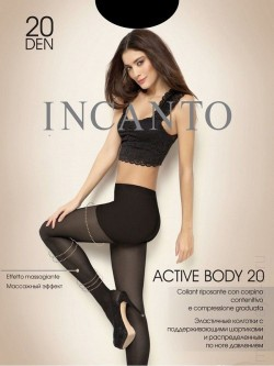 INCANTO ACTIVE BODY 20