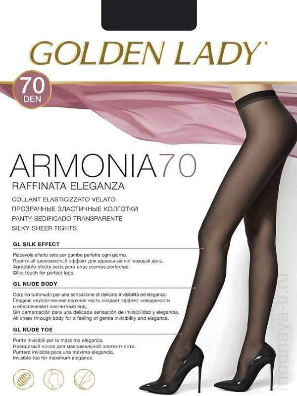 GOLDEN LADY ARMONIA 70
