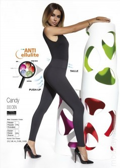 BAS BLEU CANDY 300 LEGGINGS PUSH-UP