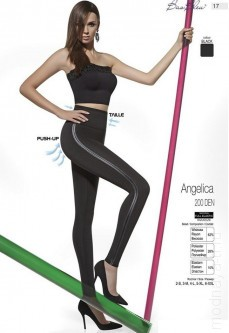BAS BLEU ANGELICA 200 LEGGINGS PUSH-UP