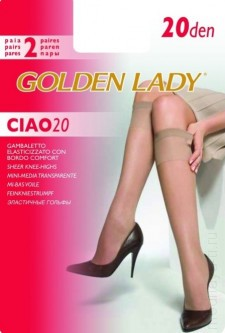 GOLDEN LADY CIAO 20 GAMBALETTO