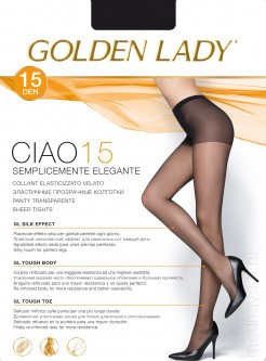 GOLDEN LADY CIAO 15
