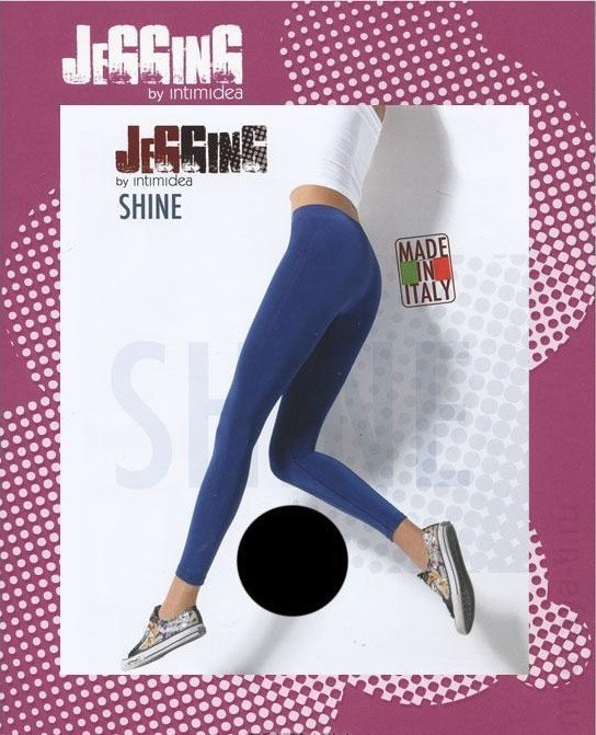 INTIMIDEA JEGGINS SHINE PANTACOLLANT