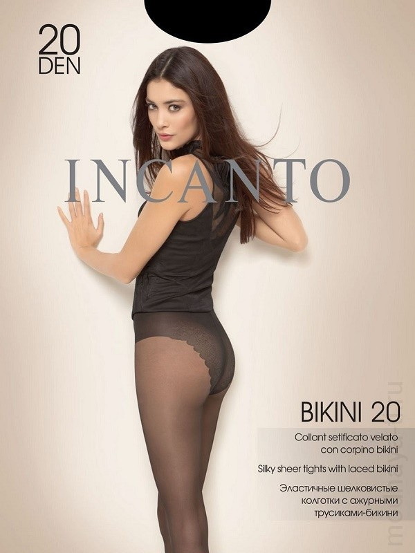 INCANTO BIKINI 20 tights