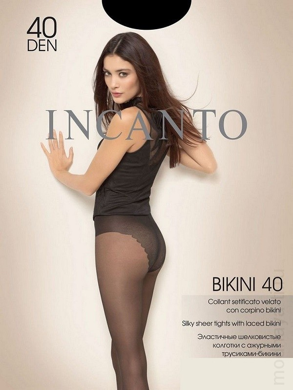 INCANTO BIKINI 40 tights