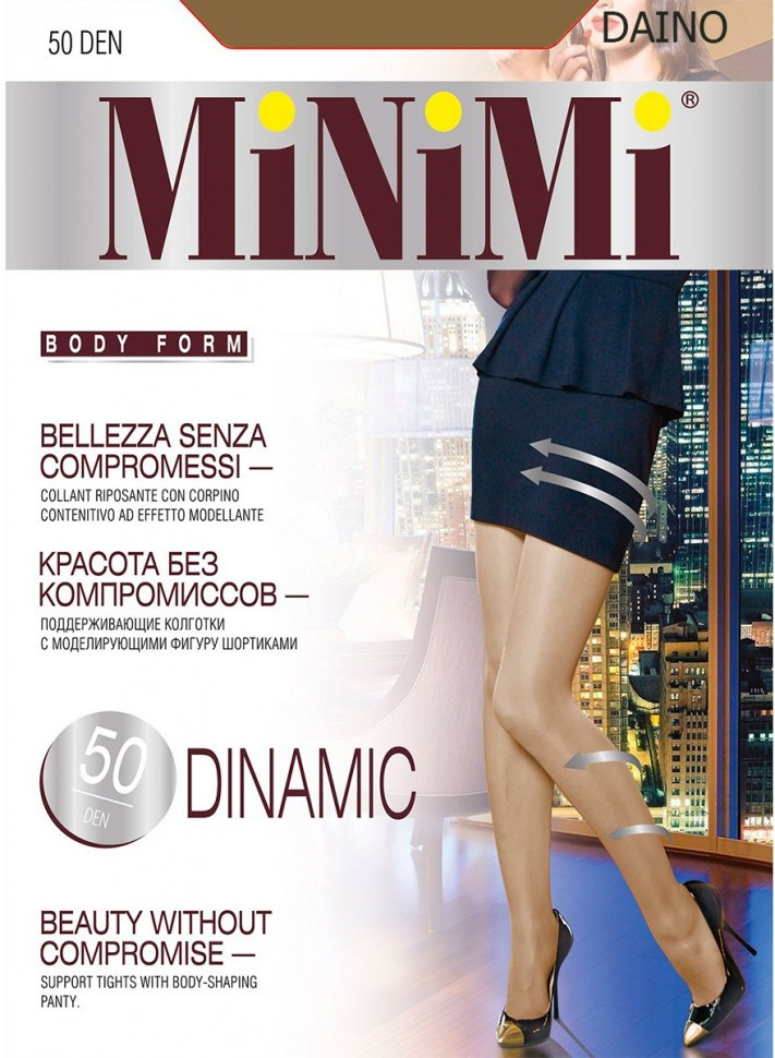 Tights MiNiMi DINAMIC 50