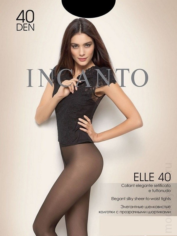 INCANTO ELLE 40 tights