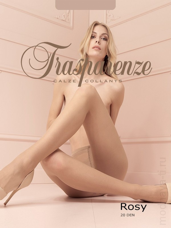 Tights TRASPARENZE ROSY 20