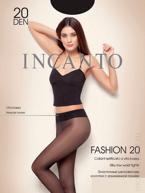 Tights INCANTO FASHION 20 VITA BASSA