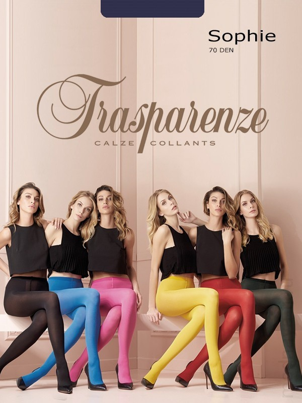 Tights TRASPARENZE SOPHIE 70