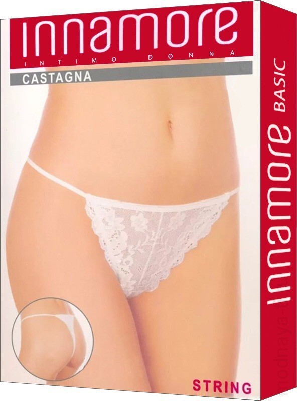 Briefs INNAMORE INTIMO BD CASTAGNA 31019 STRING