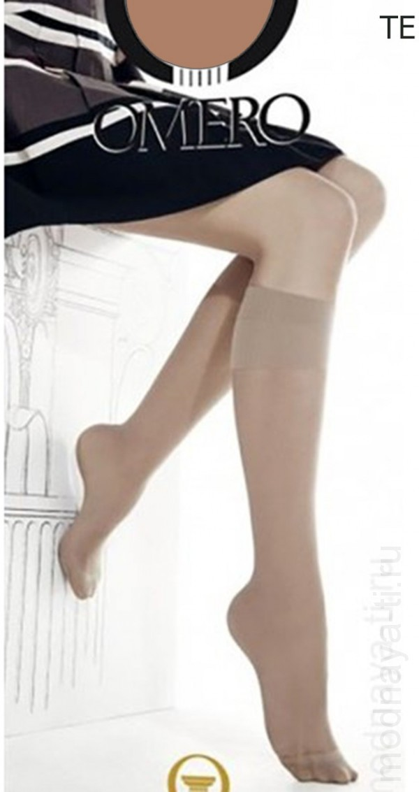 Knee highs OMERO ALPHA 20 GAMBALETTO
