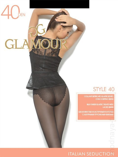 Tights GLAMOR STYLE 40