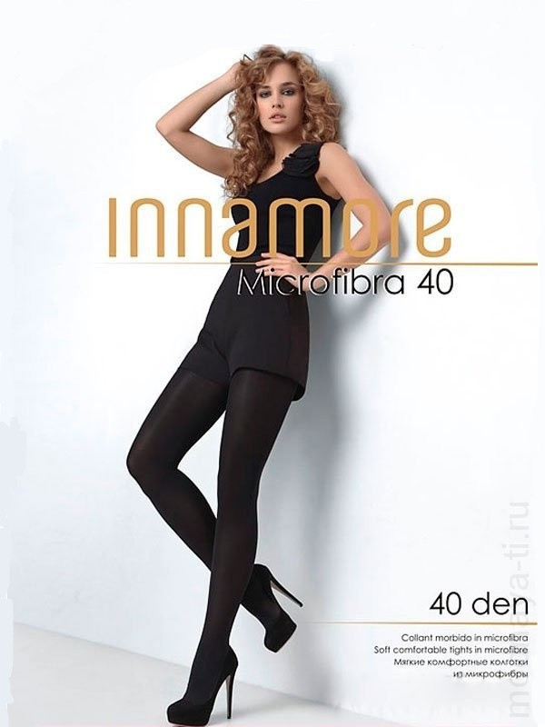 INNAMORE MICROFIBRA 40 tights