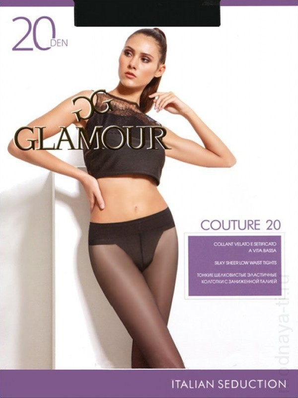 Tights GLAMOR COUTURE 20 VITA BASSA