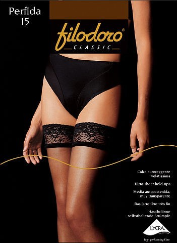 FILODORO CLASSIC PERFIDA 15 AUTO stockings