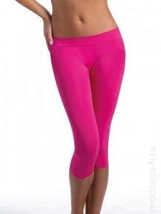Sports leggings-capri INTIMIDEA ACTIVE FIT DONNA PANTA 3/4