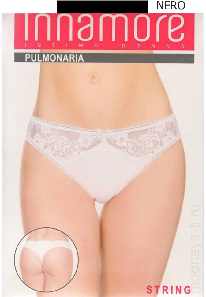 Briefs INNAMORE INTIMO BD PULMONARIA 31291 STRING