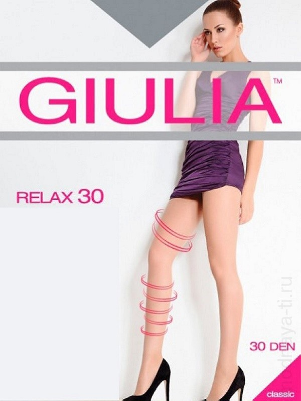 Tights GIULIA RELAX 30