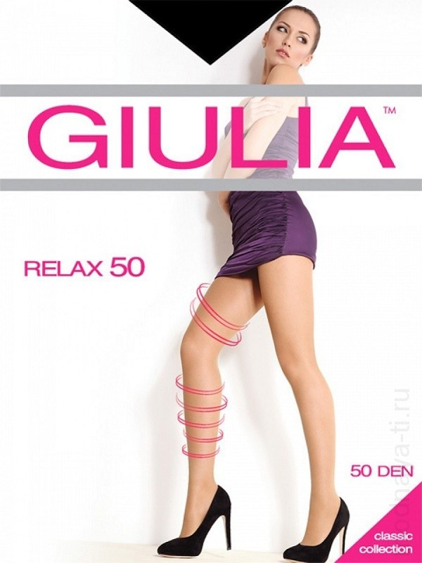 Tights GIULIA RELAX 50