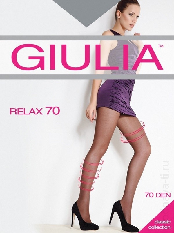 Tights GIULIA RELAX 70