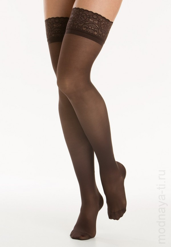 Stockings RELAXSAN STAY-UP 140 PRESTIGE 3D (870F)