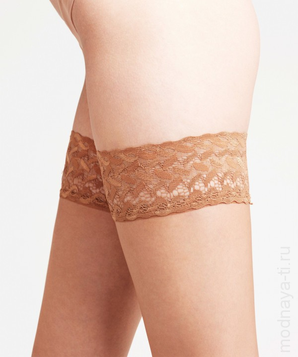 FALKE SHELINA 12 STAY-UP stockings