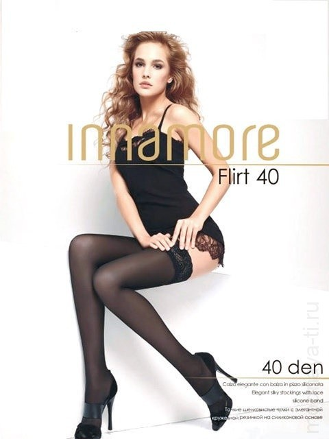 INNAMORE FLIRT 40 AUTO stockings