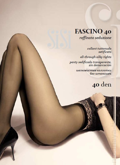 Tights SISI FASCINO 40
