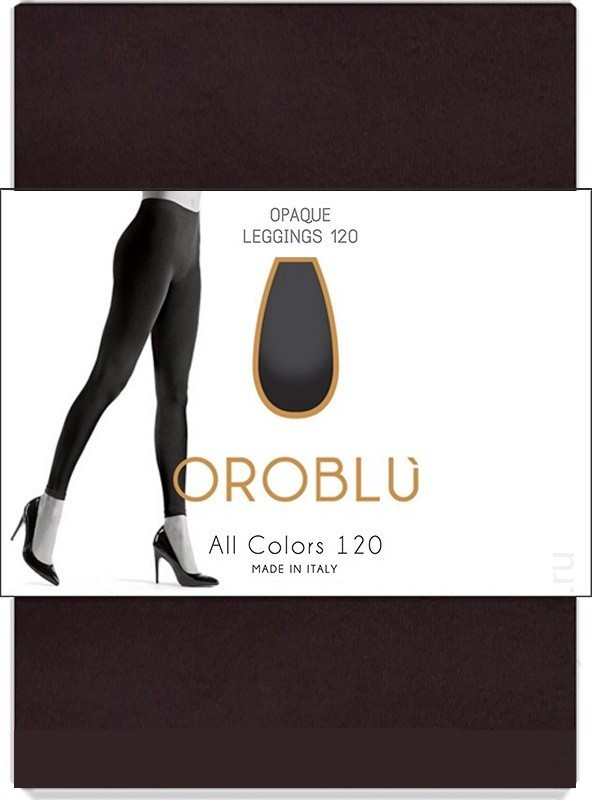 Леггинсы OROBLU ALL COLORS 120 LEGGINGS